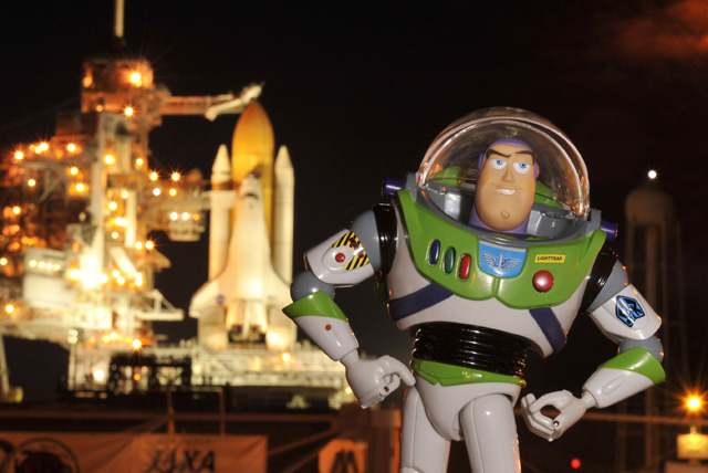 Disney's Buzz Lightyear